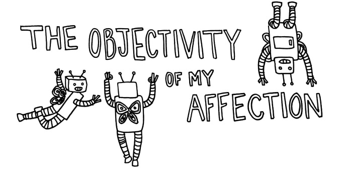 Objectivity of My Affection Title