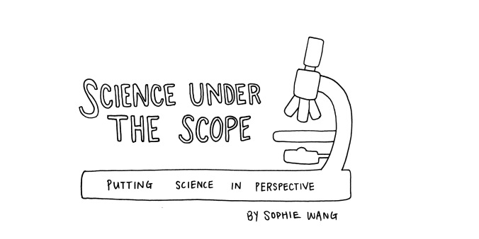 science under the scope title